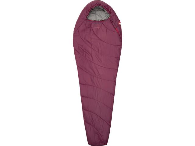 Millet Baikal 1100 Sacos de dormir Mujer, velvet red